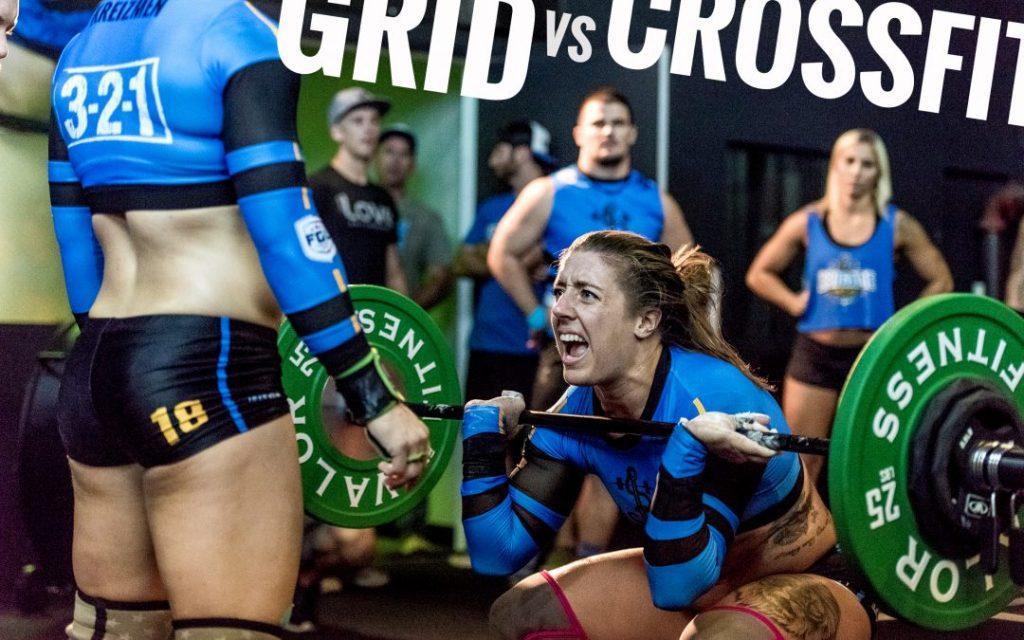 GRID vs CrossFit [Updated 2019]